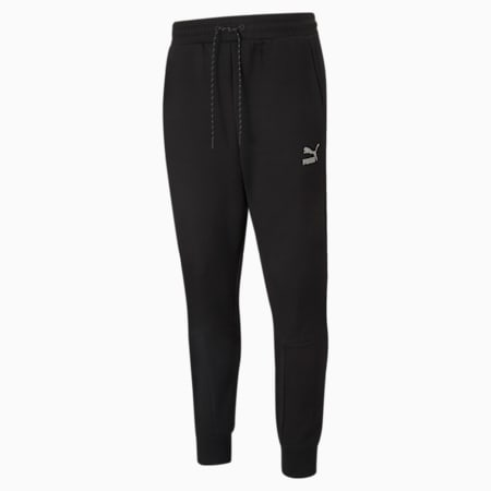 Pantalon de survêtement Classics Tech homme, Puma Black, small