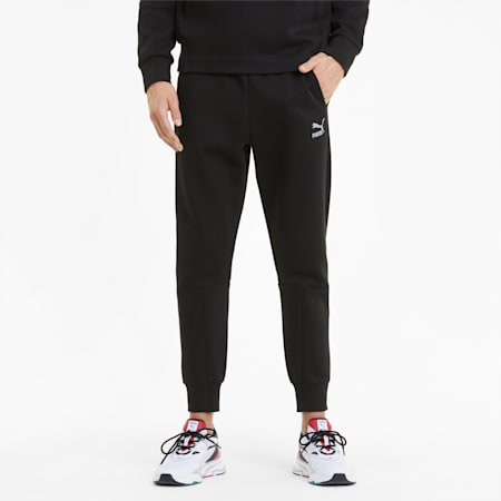 Classics Tech Men's Sweatpants, Puma Black, small