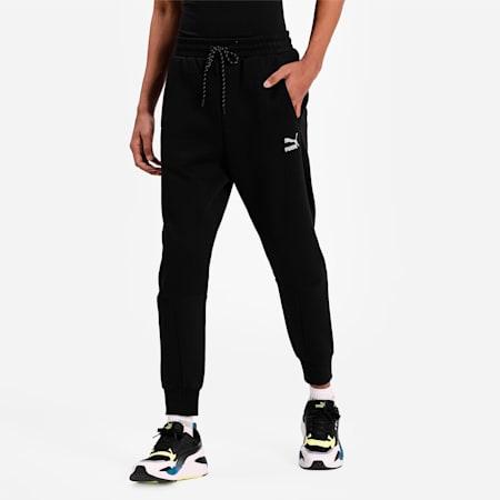 Classics Tech Men's Sweatpants, Puma Black, small-IND