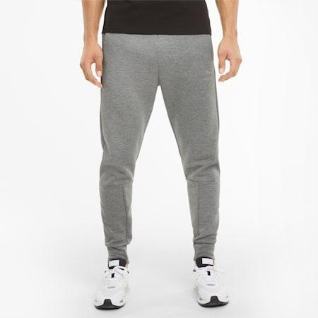 Classics Tech Men's Sweatpants, Medium Gray Heather, small