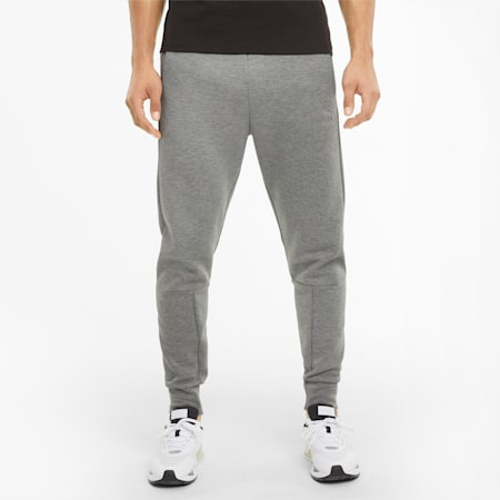 Classics Tech Men's Sweatpants, Medium Gray Heather, small-GBR