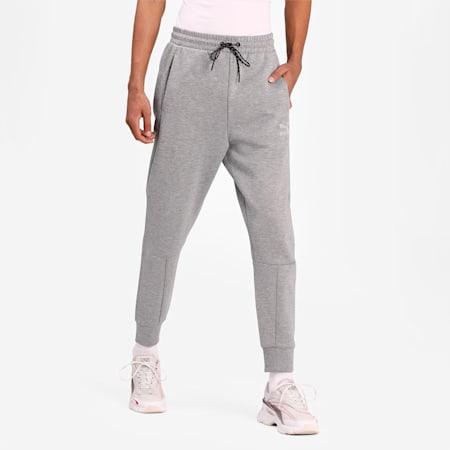 Classics Tech Men's Sweatpants, Medium Gray Heather, small-IND