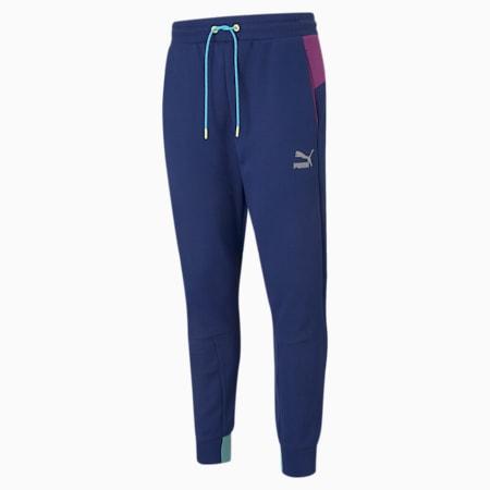 Pantalon de survêtement Classics Tech homme, Elektro Blue, small
