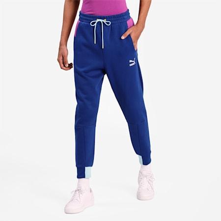 Classics Tech Men's Sweatpants, Elektro Blue, small-IND
