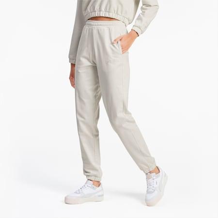Women's Sweatpants, Vaporous Gray, small