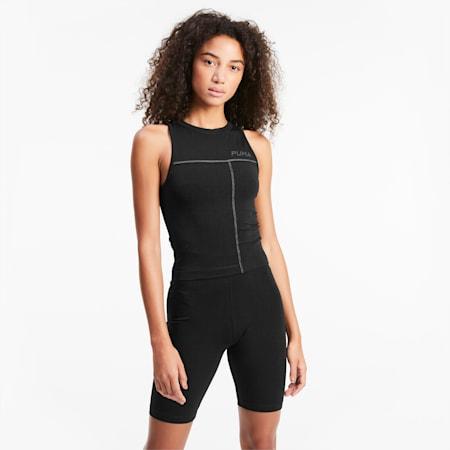 Sleeveless Women's Top, Puma Black, small