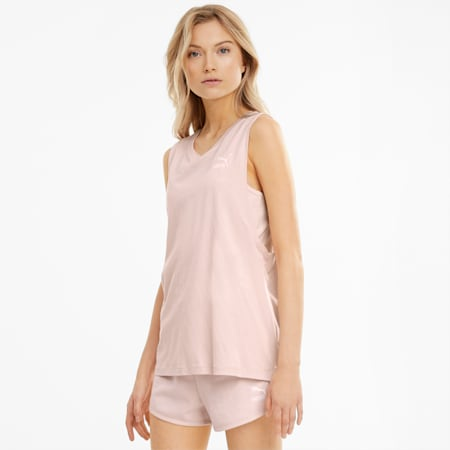 Classics Relaxed Women's Tank Top, Cloud Pink, small-GBR