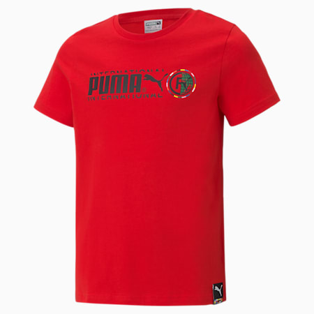 INTL Game Boys' Tee, High Risk Red, small