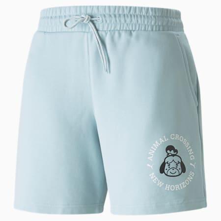 푸마 x 동물의 숲 쇼츠 반바지/PUMA x ACNH Shorts, Light Sky, small-KOR