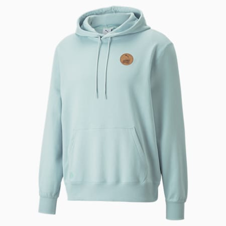 PUMA x Animal Crossing™: New Horizons Relaxed Fit Men's Hoodie, Light Sky, small-IND