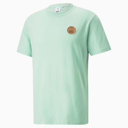 PUMA x あつまれ どうぶつの森 半袖 Tシャツ, Mist Green, small-JPN