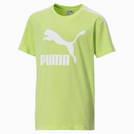 T-shirt da bambino, Sharp Green, small