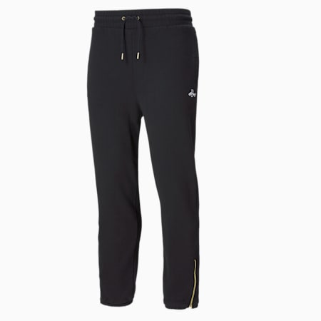 Pantaloni Rudolf Dassler Legacy uomo, Puma Black, small