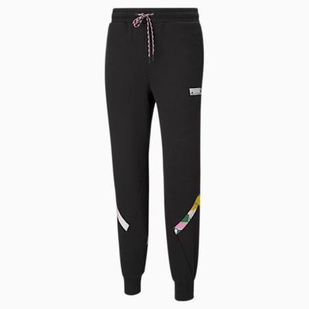 PUMA International Men's Slim Pants, Puma Black, small-IND