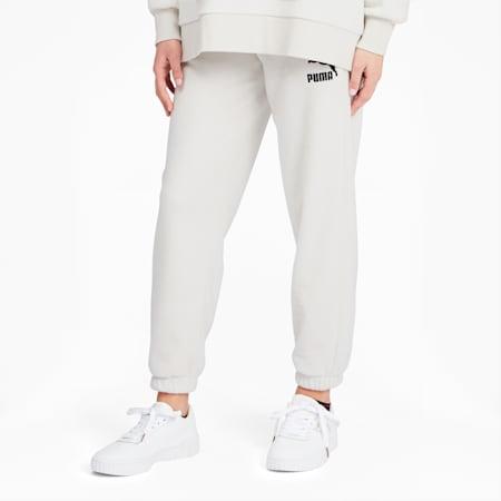 Winter Classics Women's Sweatpants, Vaporous Gray, small