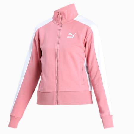 Classic T7 Women's Track Jacket, Foxglove, small-IND
