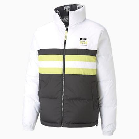 PUMA x HELLY HANSEN Reversible Men's Jacket, Puma Black, small-GBR