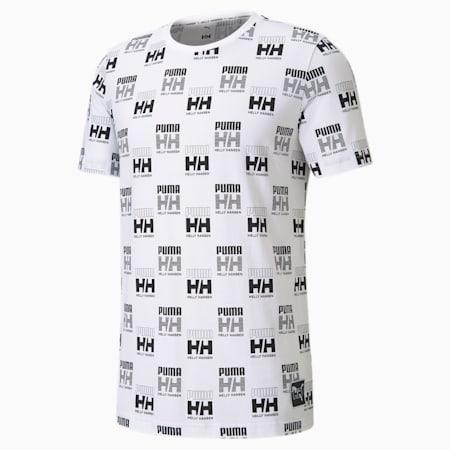 T-shirt imprimé PUMA x HELLY HANSEN homme, Puma White, small
