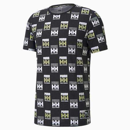 T-shirt imprimé PUMA x HELLY HANSEN homme, Puma Black, small