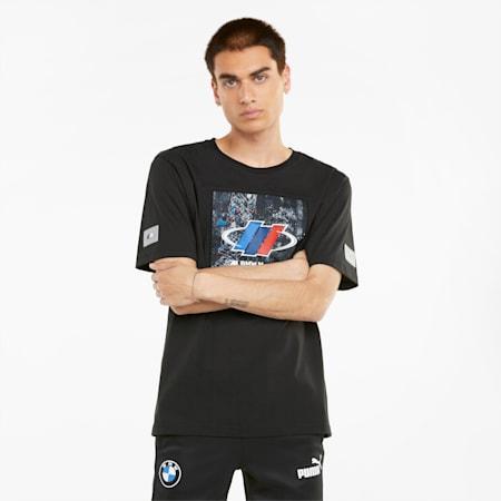 BMW M Motorsport Street Herren T-Shirt, Puma Black, small