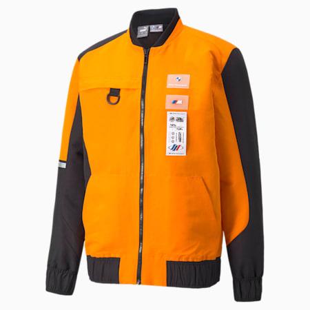 Blouson urbain BMW M Motorsport, homme, Orange vif, petit