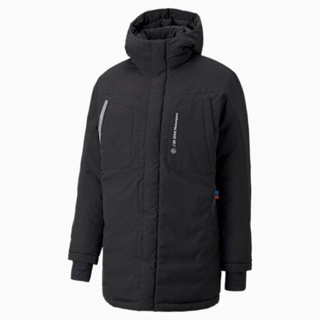 BMW M Motorsport Padded Men's Jacket, Puma Black, small