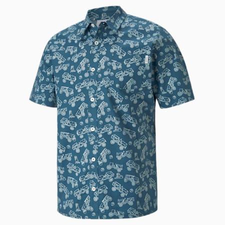PUMA x Arnold Palmer Best Friend Men's Performance T-Shirt, Legion Blue, small-IND