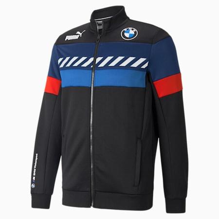 Chaqueta deportiva BMW M Motorsport SDS para hombre, Puma Black, pequeño