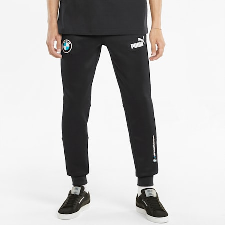 Pantalones deportivos BMW M Motorsport SDS para hombre, Puma Black, pequeño