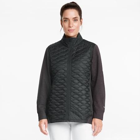 W 클라우드스펀 WRMLBL 자켓/W Cloudspun WRMLBL Jacket, Puma Black, small-KOR