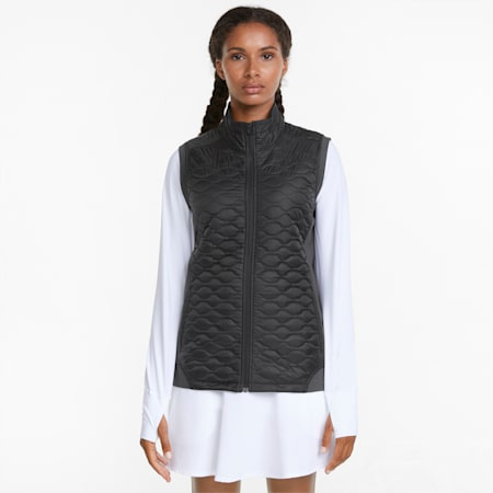 W 클라우드스펀 WRMLBL 베스트/W Cloudspun WRMLBL Vest, Puma Black, small-KOR