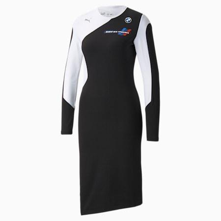 Damska sukienka BMW M Motorsport Street, Puma Black, small