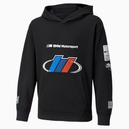 Kangourou BMW M Motorsport Street, enfant, Puma Black, petit