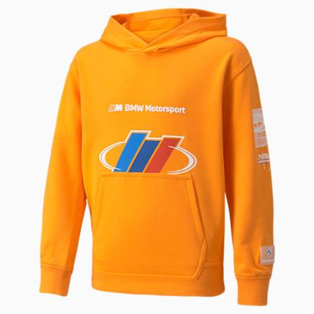 Kangourou BMW M Motorsport Street, enfant, Orange vif, petit