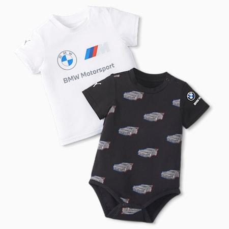 BMW M Motorsport Babies' Pack, Puma Black, small