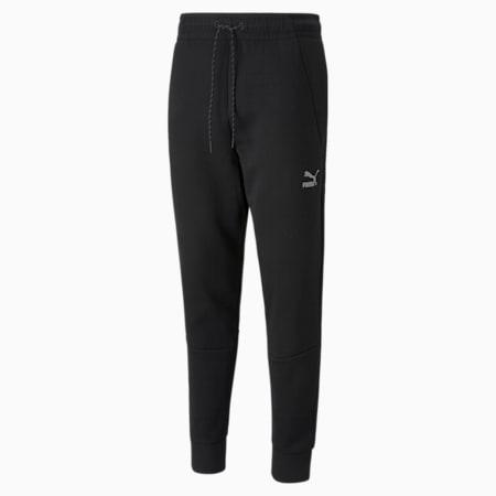 Pantalones Classics Tech para hombre, Puma Black, pequeño