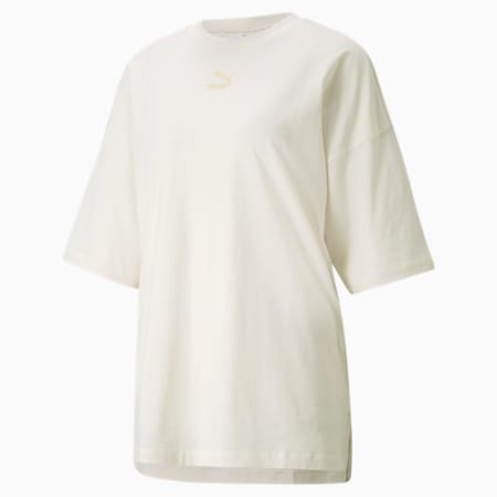 Damski T-shirt Classics o luźnym kroju, no color, small
