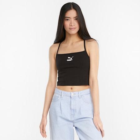 Classics Women's Bra Top, Puma Black, small