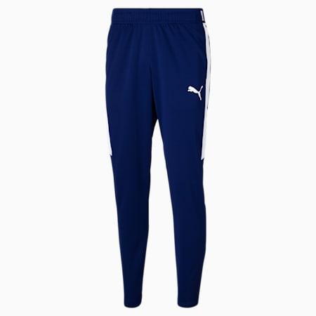 Pantalon Speed, homme, Bleu Elektro-Blanc Puma, petit
