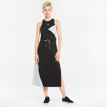 AS Damen Kleid, Puma Black, small