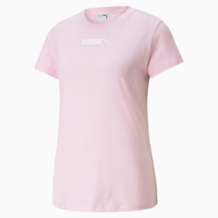 Camiseta estampada PUMA International para mujer, Pink Lady, pequeño