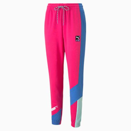 PUMA International Women's Track Pants, Beetroot Purple, small