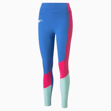 Leggings taille haute PUMA International, femme, Nebulas Blue, petit