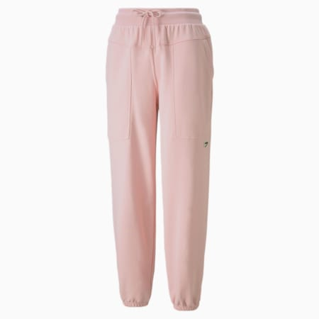 Pantalones deportivos Downtown para mujer, Loto, pequeño