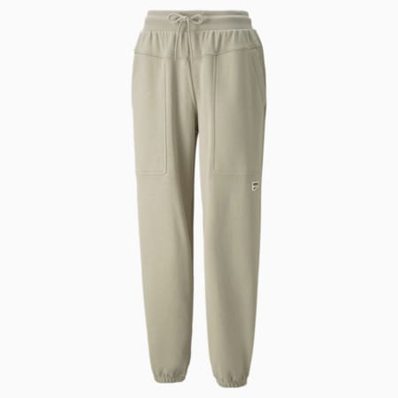 Pantalones deportivos Downtown para mujer, Spray Green, pequeño