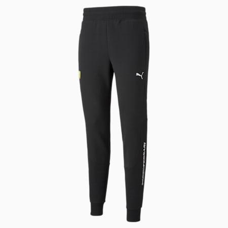 Pantalones deportivosScuderiaFerrariRacepara hombre, Puma Black, pequeño