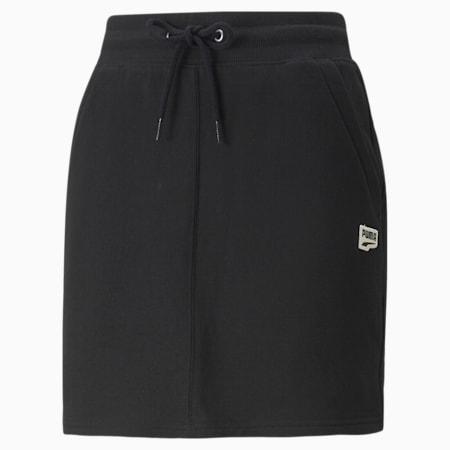 Downtown Women's Skirt, Puma Black, small