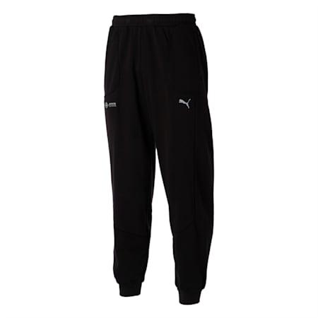 메르세데스 F1 Street 스웨트팬츠/MAPF1 Street Pants, Puma Black, small-KOR