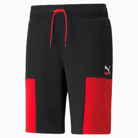 Shorts CLSX para hombre, Puma Black, pequeño