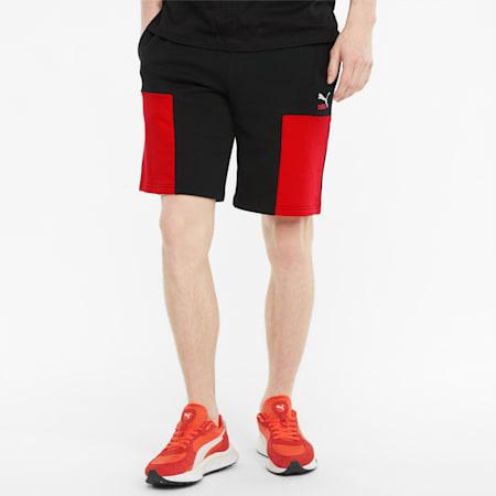 CLSX Shorts für Herren, Puma Black, small